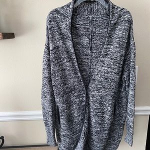 Lululemon cardi all day wrap sweater large